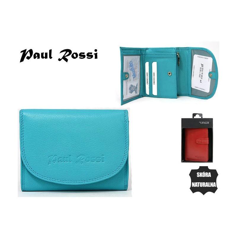 7f0a8ca1ee4ea Portfel damski skórzany Paul Rossi – iTorebki.pl