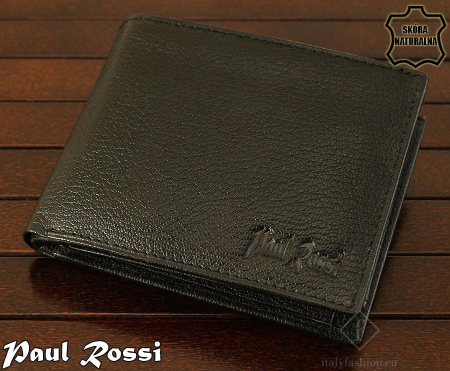 bbef3baa05894 Męski skórzany portfel Paul Rossi – iTorebki.pl