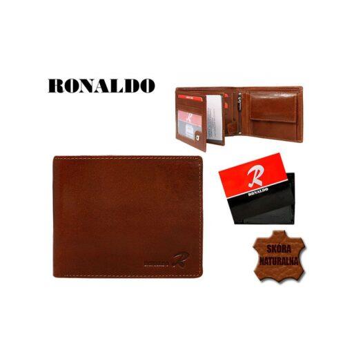 portfel męski ronaldo