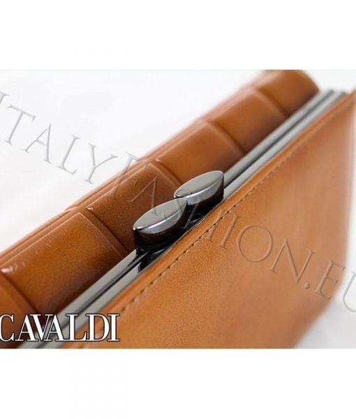 skórzany portfel damski cavaldi