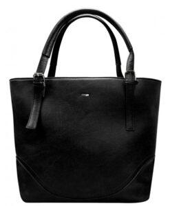 Torba shopper bag Cavaldi czarna