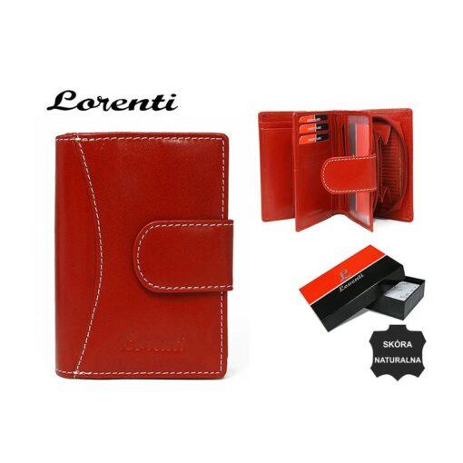 Skórzany portfel Lorenti