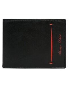 Skórzany portfel męski czarny Always Wild