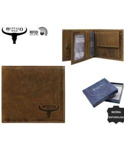 portfel męski Buffalo