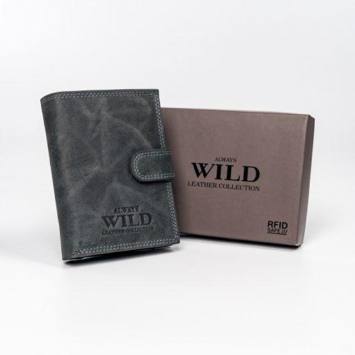 skórzany portfel męski Always Wild